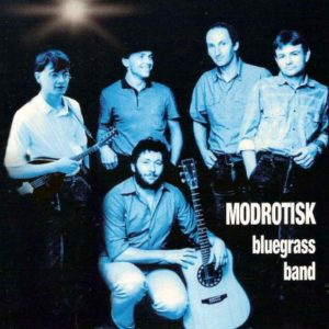 Bluegrass Band - reedice LP